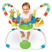 Bright Starts -6942 Centru de activitati Cute Critters Activity Jumper