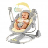 Bright Starts-6985-Leagan portabil InGenuity Smart & Quiet