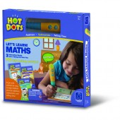 Carduri HOT DOTS Matematica