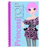 Carte copii Princess TOP - Pocket designs