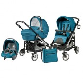 Carucior 3 in 1 Pliko Switch Compact Sportivo
