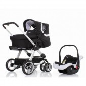 Carucior bebe 3 in 1 Turbo 6S Impuls  - ABC  DESIGN