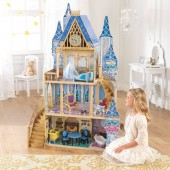 Castelul Printeselor Delux Disney Cinderella Royal Dream