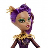 Clawdeen Wolf - Monster High Frights Camera Action