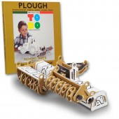 Construieste si coloreaza 3D Plough TO DO