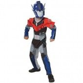 Costum de Carnaval copii Transformers - Optimus Prime