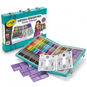 Crayola - Set Virtual Design Pro - Colectia Fashion