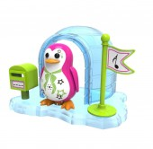 DigiPinguin cu igloo - Parker
