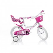 DINO BIKES Bicicleta copii 16 Hello Kitty