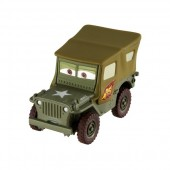 Disney Cars 2 - Race Team Sarge (Sergentul)