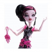Draculaura - Monster High Frights Camera Action