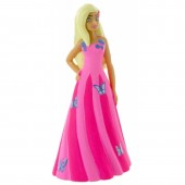 Figurina-Barbie-Barbie Fantasy Pink Dress