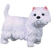 Figurina Catel West Highland White Terrier