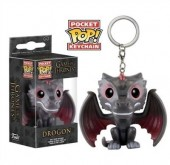 Figurina de colectie FUNKO - POP KEYCHAIN Game Of Thrones - DROGON