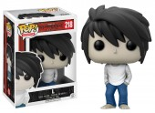 Figurina de colectie FUNKO - POP VINYL DEATH NOTE - L