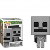 Figurina de colectie FUNKO - POP VINYL MINECRAFT - SKELETON