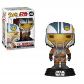 Figurina Jucarie Funko POP BOBBLE STAR WARS E8 TLJ C AI THRENALLI