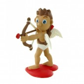 Figurina-Moments-Cupid - Angel with Heart Arrow