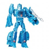 Figurina Transformers Titans Return Hyperfire si Blurr
