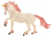 Figurina Unicorn roz