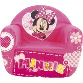 Fotoliu din burete Disney Minnie Mouse