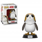 Fugurina Jucarie Funko POP BOBBLE STAR WARS E8 TLJ SAD PORG