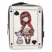 Geanta carte joc Gorjuss Little Red Riding Hood