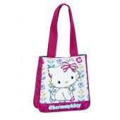 Geanta de umar Charmmy Kitty Flowers 2