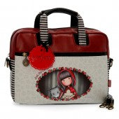 Geanta laptop 33 cm Gorjuss Little Red