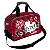 Geanta sport Hello Kitty - Punk