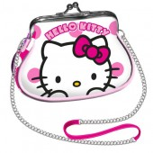 Gentuta portofel fancy Hello Kitty - Dots