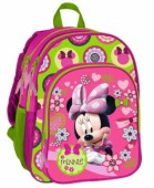 Ghiozdan 2 compartimente Disney Minnie Mouse Herlitz