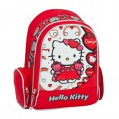 Ghiozdan scoala Hello Kitty