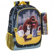 Ghiozdan THE SECRET LIFE OF PETS 44 cm