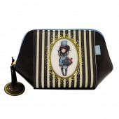 Gorjuss Pouch mare structurat - The Hatter