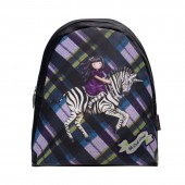 Gorjuss Rucsac mic Tartan - The Dark Streak