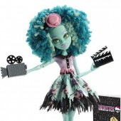 Honey Swamp - Monster High Frights Camera Action