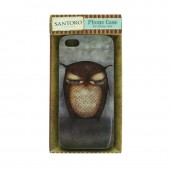 Husa rigida iPhone 5 Grumpy Owl