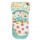 Husa telefon Eclectic -Cup of Owls  iPod / iPhone 4/4S