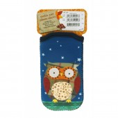 Husa telefon iPod/iPhone Eclectic - Owls