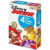 Joc interactiv 4 in 1 -Disney Junior