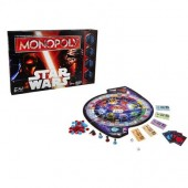 Joc Monopoly Star Wars Edition Boardgame