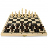 Joc Noris Deluxe Wooden Chess