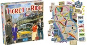 Joc societate copii Ticket to Ride New York