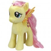 Jucarie de plus Disney My Little Pony Premium Soft - Fluttershy 30 cm