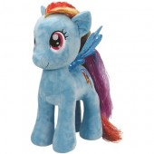 Jucarie de plus Disney My Little Pony Premium Soft Rainbow Dash