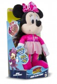 Jucarie de Plus Minnie Happy Helpers cu functii W2