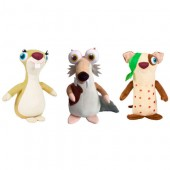 Jucarie de plus PREMIUM Ice Age 25 cm - Collision Course
