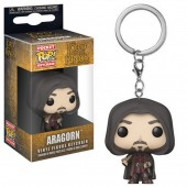 Jucarie figurina breloc Lord Of The Rings - S3 - ARAGORN