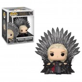 Jucarie figurina Funko Pop Delux Game Of Thrones - DAENERYS SITTING ON THRONE